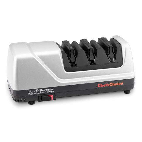 Chef'sChoice Trizor XV M15 Electric Knife Sharpener, Platinum