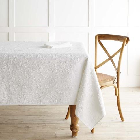 Vine Floral Tablecloth, 70