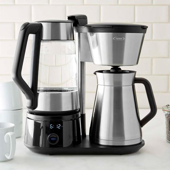 Oxo Coffee Maker Brain : OXO On Barista Brain 12-Cup Coffee Maker Williams-Sonoma