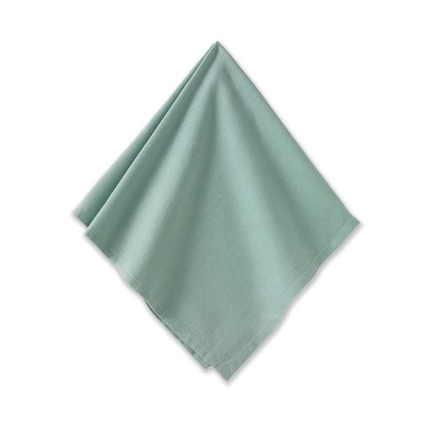 Washed Linen Napkins, Set of 4, Bora Bora