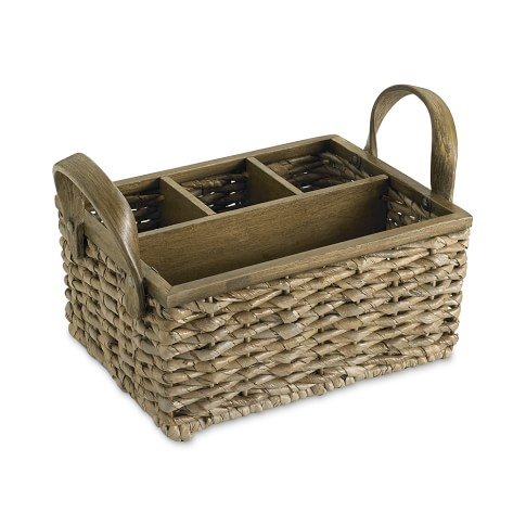 Woven Caddy