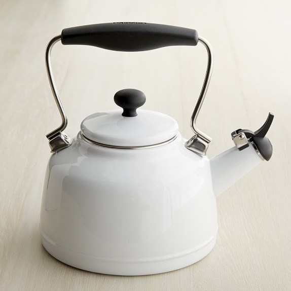 Chantal vintage tea kettle williams sonoma - Chantal teapots ...