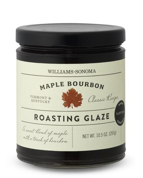 Williams-Sonoma Roasting Glaze, Maple Bourbon