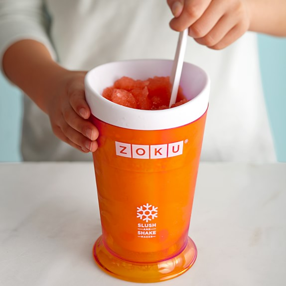 Zoku Slush and Shake Maker, Orange