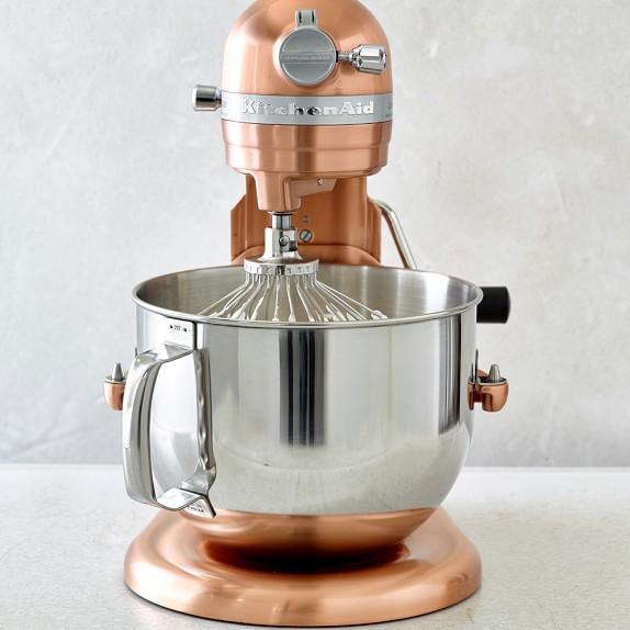 kitchenaid metallic series 5 qt stand mixer c