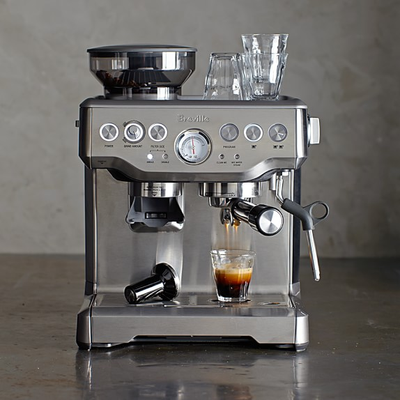 breville espresso machine reviews
