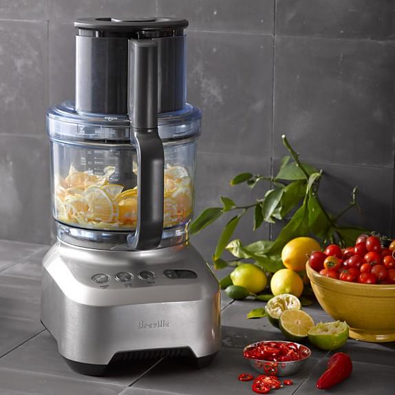 Breville Food Processor ~ Breville sous chef™ food processor cup williams sonoma