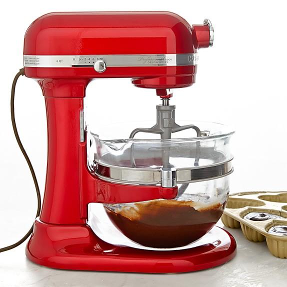 Kitchenaid Stand Mixer Designs : Kitchenaid professional design series stand mixer