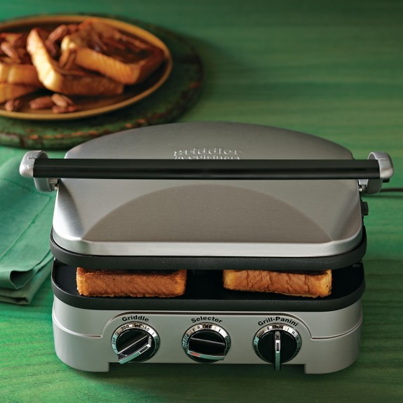 Cuisinart griddler grill griddle panini press - Cuisinart griddler grill panini press ...