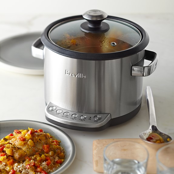 breville risotto and rice cooker manual