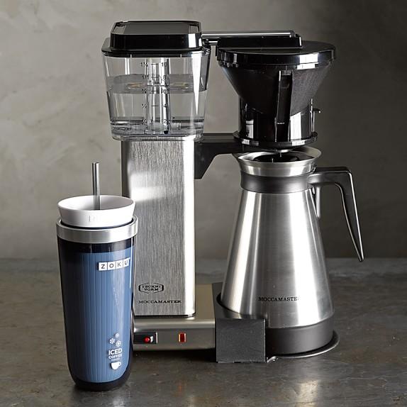 Zoku Iced Coffee Maker Recipes : Zoku Iced Coffee Maker Williams-Sonoma