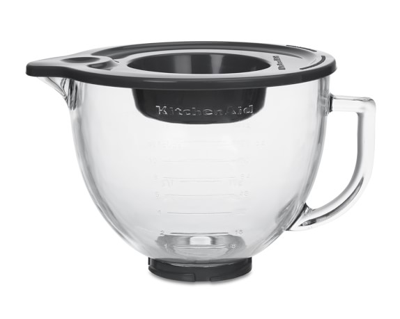 Kitchenaid Stand Mixer Attachments ~ kitchenaid u00ae stand mixer glass bowl attachment williams sonoma