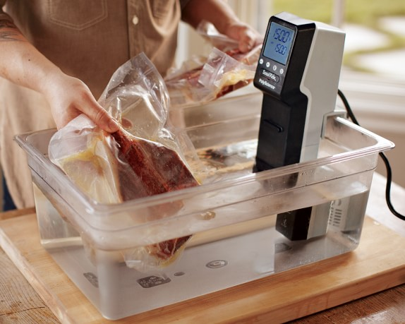 polyscience sous vide professional immersion circulator williams sonoma. Black Bedroom Furniture Sets. Home Design Ideas