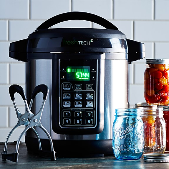 Ball Fresh TECH Automatic Home Canning System
