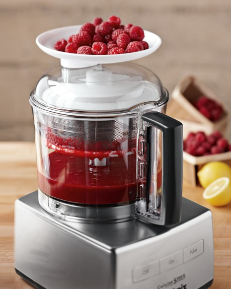 magimix by robot coupe food processor juice extractor smoothie attachment williams sonoma. Black Bedroom Furniture Sets. Home Design Ideas