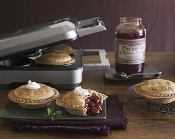 Breville personal pie maker williams sonoma for Personal pie maker