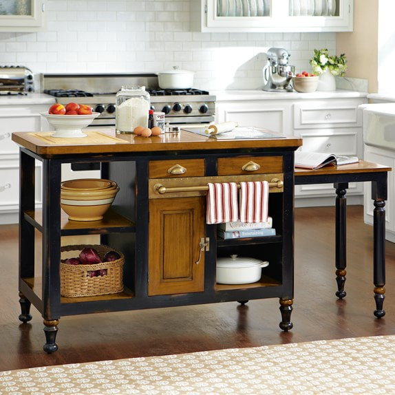 Kitchen Island With Seats And Pull Out Table