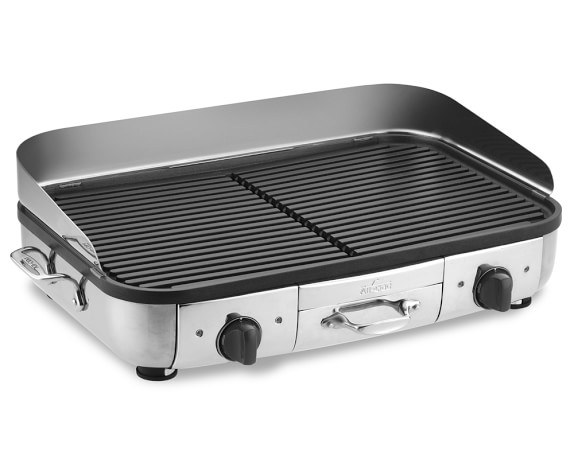 Indoor Electric Grill ~ All clad electric indoor grill williams sonoma