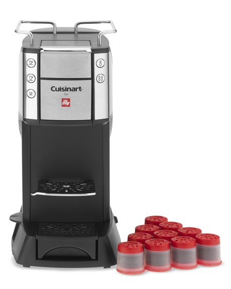 Cuisinart Elite Buona Tazza Single-Serve Espresso Maker Williams-Sonoma