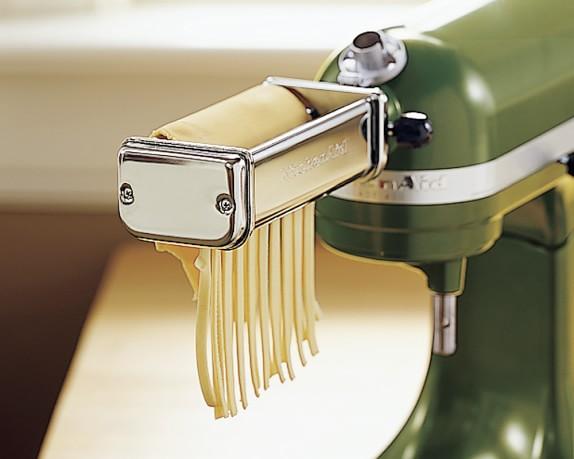 Kitchenaid Stand Mixer Pasta Roller Attachment Williams Sonoma