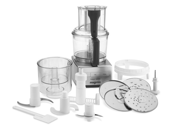 magimix by robot coupe food processor 12 cup williams sonoma. Black Bedroom Furniture Sets. Home Design Ideas