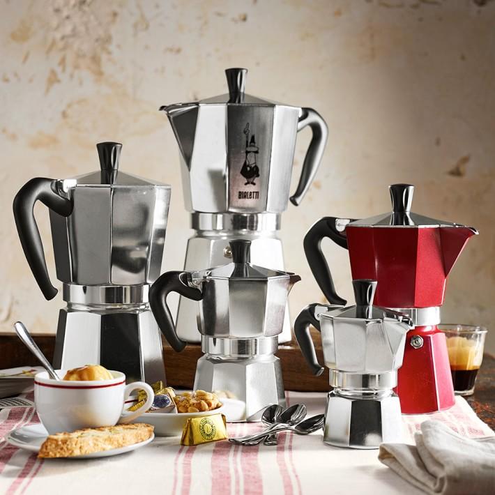 Bialetti moka express espresso maker o