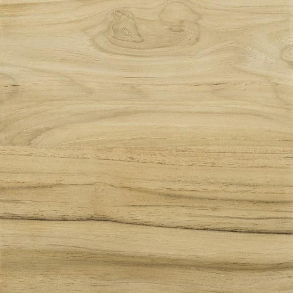 Somerset Natural Teak Wood Swatch