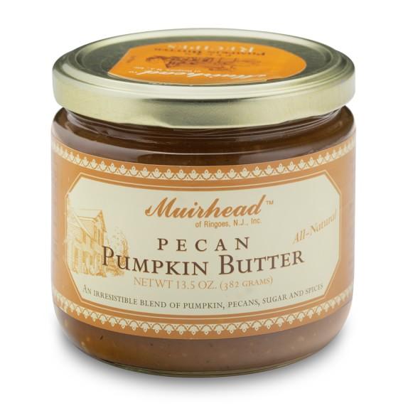 Pecan Pumpkin Butter