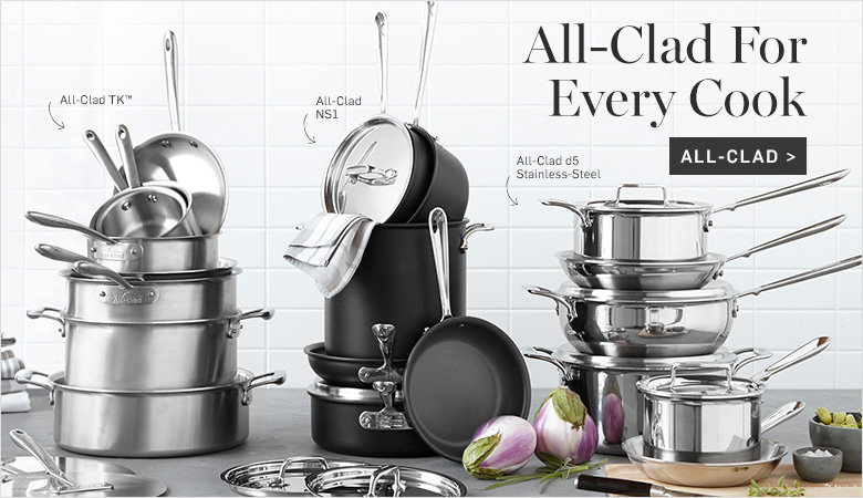 All-Clad Cookware