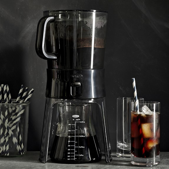 Oxo Cold Brew Coffee Maker Review : OXO Good Grips Cold Brew Coffee Maker Williams-Sonoma