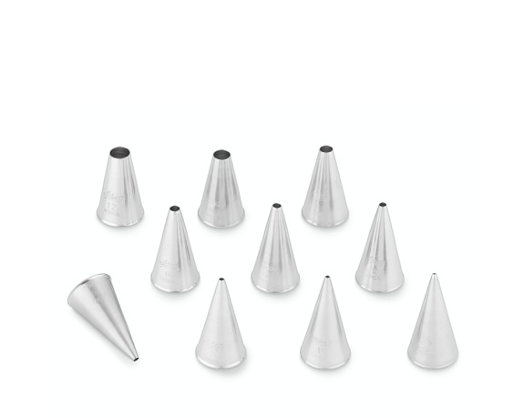 Ateco Round Pastry & Decorating Tip, Small 00