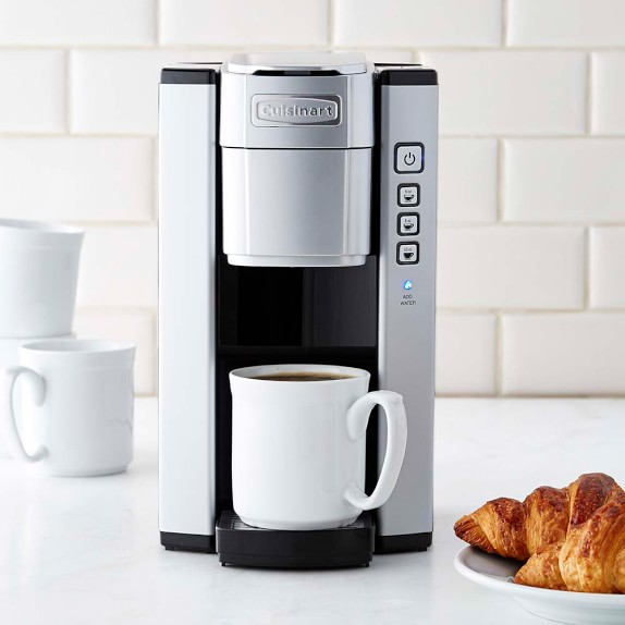 cuisinart compact single serve coffee maker manual