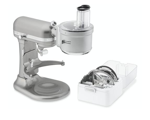 Kitchenaid Food Processor Attachment With Dicing Kit Williams Sonoma