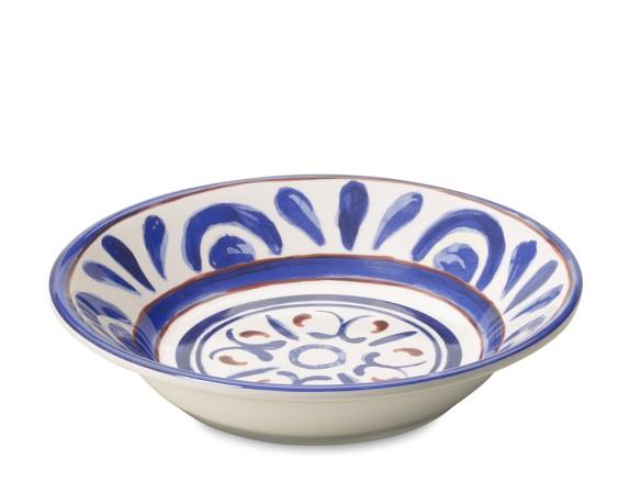 Bastille Melamine Soup Bowls, Set of 4