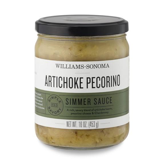 Williams-Sonoma Sauté Simmer Sauce, Artichoke Pecorino