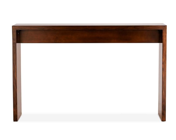 Montrose Console Table, Dark Walnut