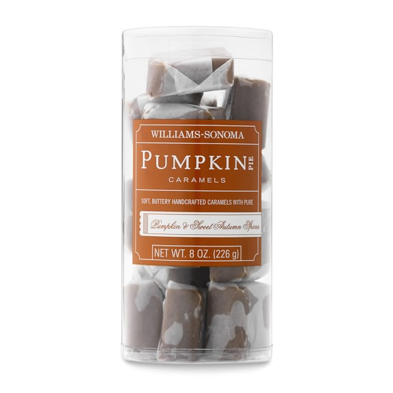 Williams-Sonoma Pumpkin Caramels