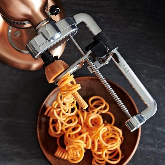 KitchenAid® Spiralizer Attachment  WilliamsSonoma # Kitchenaid Spiralizer