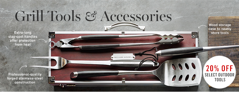 Grill Tools & Accessories