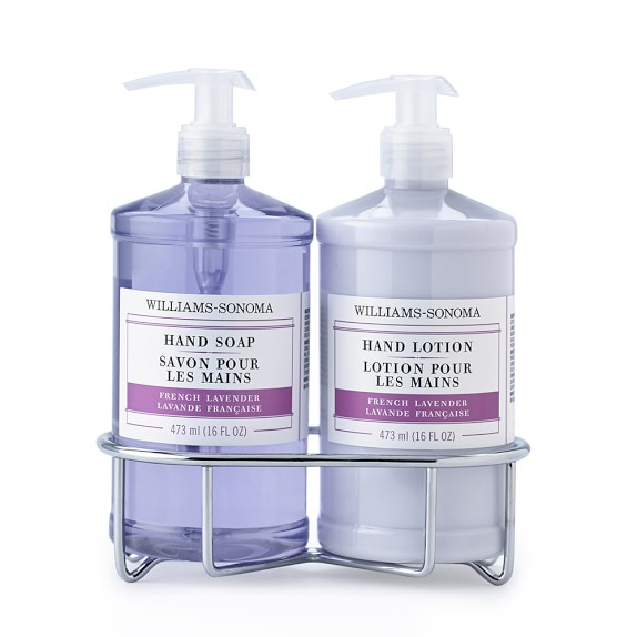 Williams-Sonoma Hand Soap & Lotion Gift Set, French Lavender