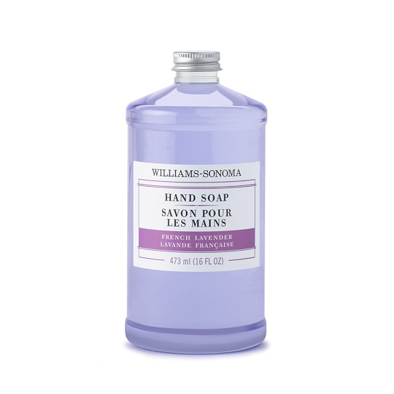 Williams-Sonoma Essential Oils Collection Hand Soap, French Lavender