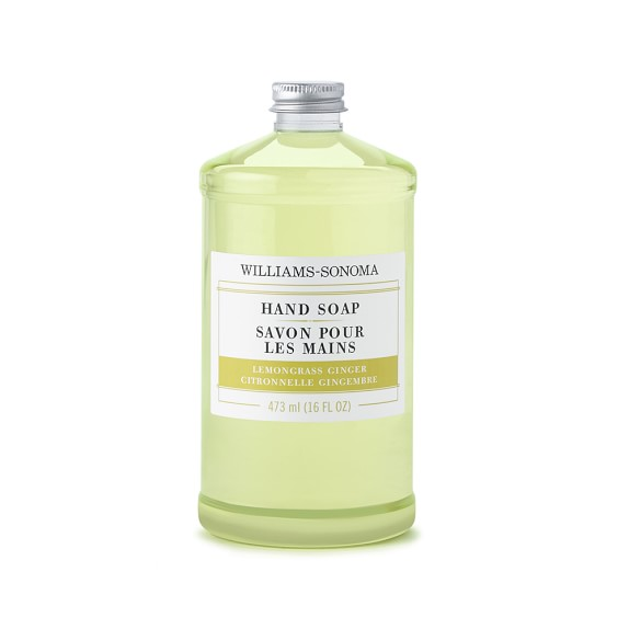 Williams-Sonoma Essential Oils Hand Soap, Lemongrass Ginger