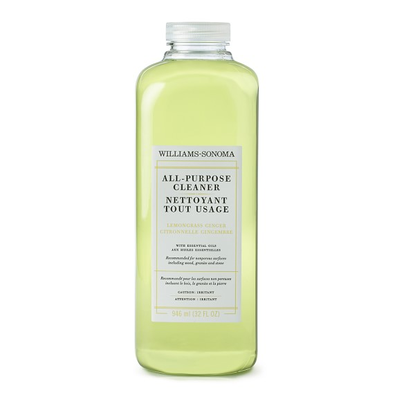 Williams-Sonoma Essential Oils Collection All-Purpose Cleaner, Lemongrass Ginger