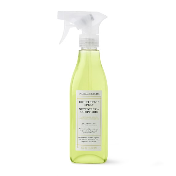 Williams-Sonoma Essential Oils Collection Countertop Spray, Lemongrass Ginger