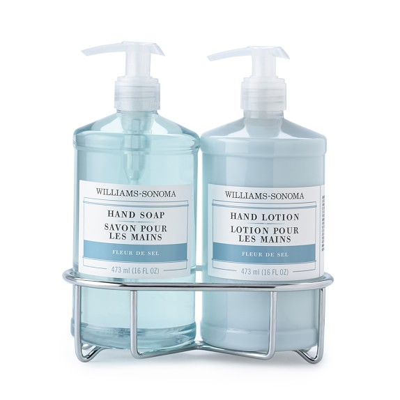 Williams-Sonoma Hand Soap & Lotion Gift Set, Fleur de Sel