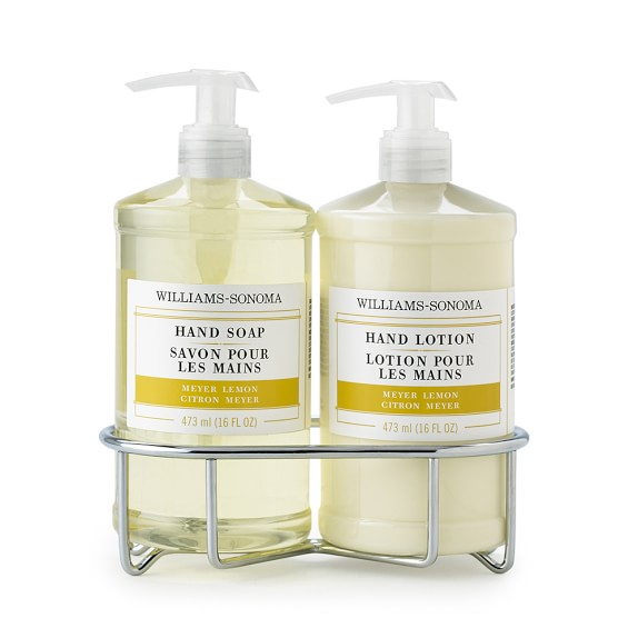 Williams-Sonoma Hand Soap & Lotion Gift Set, Meyer Lemon