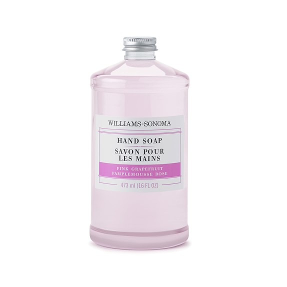 Williams-Sonoma Essential Oils Collection Hand Soap, Pink Grapefruit