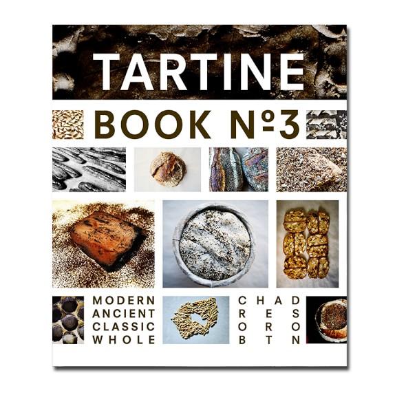 Tartine Bread No. 3 Cookbook