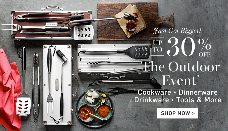 20% Off Grill Tools & Accessories