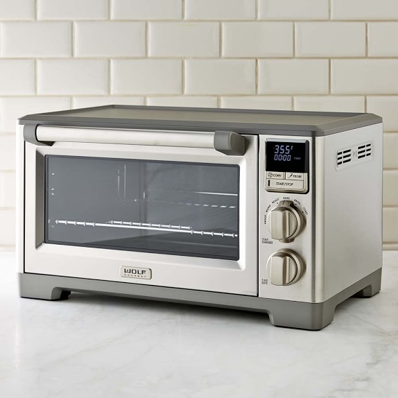 Wolf Countertop Oven Vs Breville : Wolf Gourmet Oven Williams-Sonoma